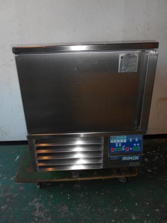 超低温フリーザーのブラストチラー